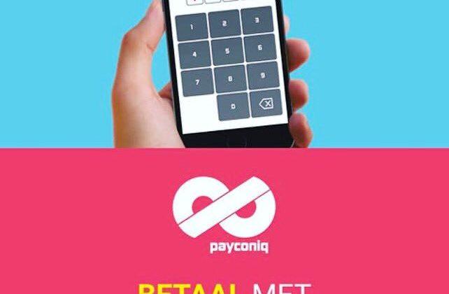 Betalen kan nu ook via Payconic